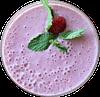 purple skini shake small