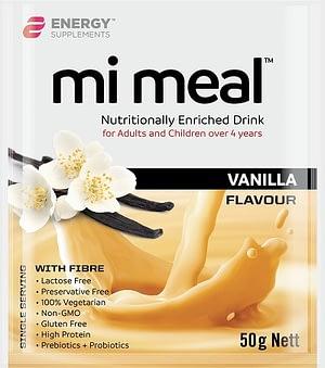 Vanilla Mi Meal Shakes