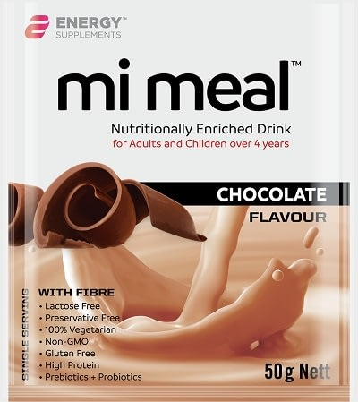 Mi Meal chocolate flavour