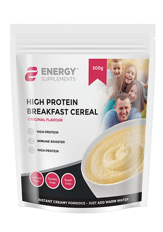 High Protein Power Cereal